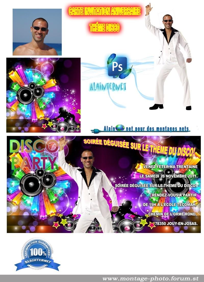 cartes anniversaire - Page 8 Disco10