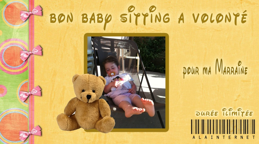 Bon baby sitting Marrai47