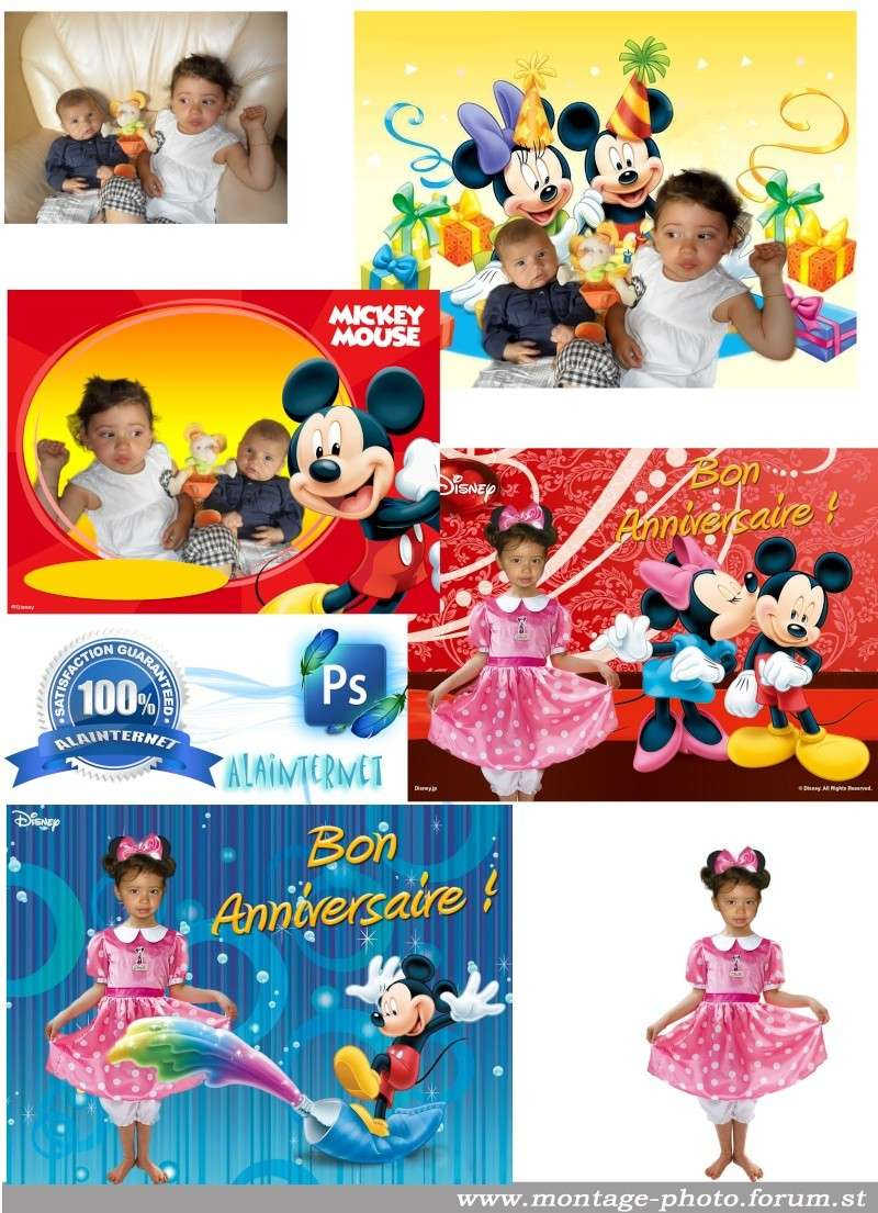cartes anniversaire - Page 8 Mickey18