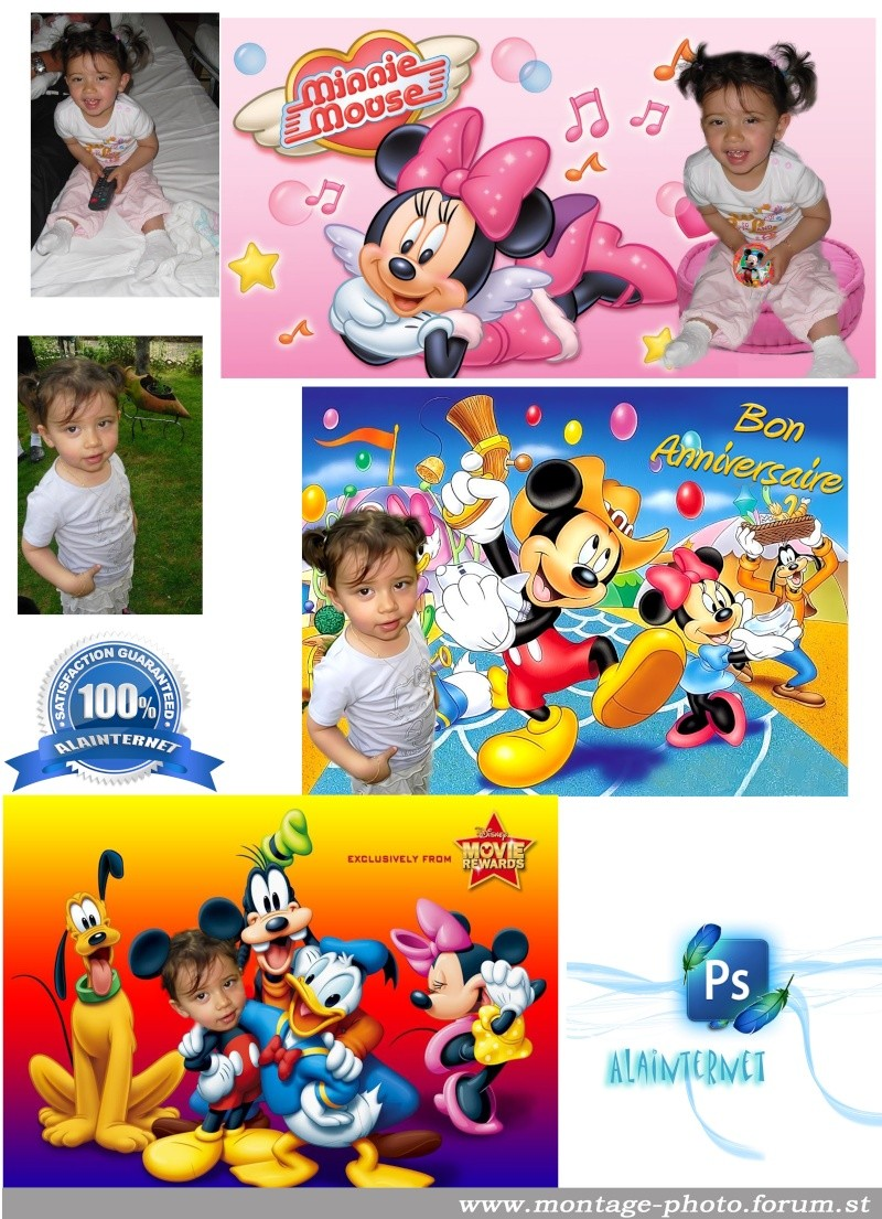 cartes anniversaire - Page 8 Mickey19