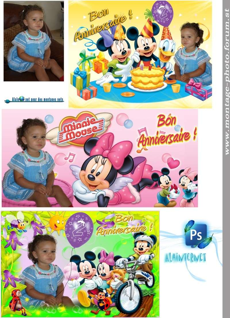 cartes anniversaire - Page 8 Mickey28