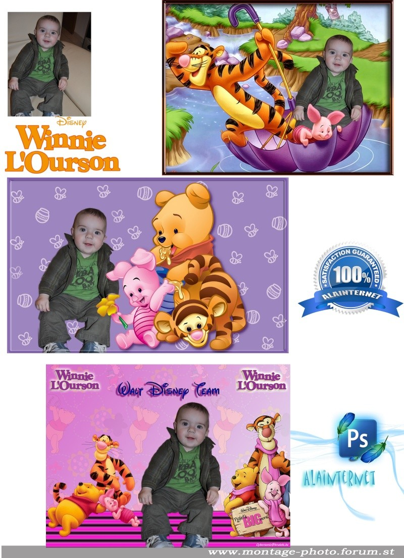 cartes anniversaire - Page 8 Winnie23