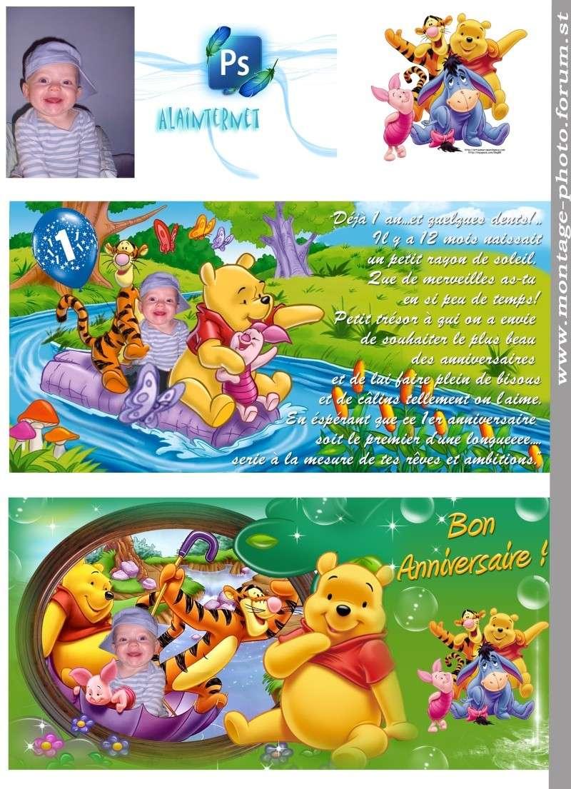 cartes anniversaire - Page 8 Winny212