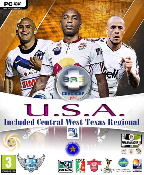 USA Layout BR5 FM11 Ultimate Usacon10