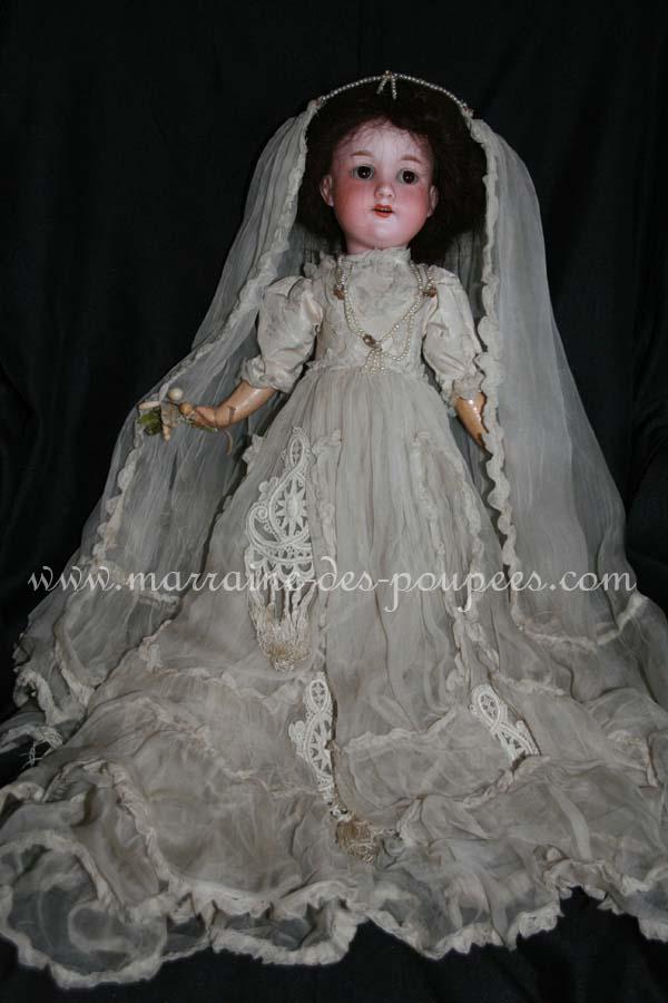 Les poupées mariées Mariee10
