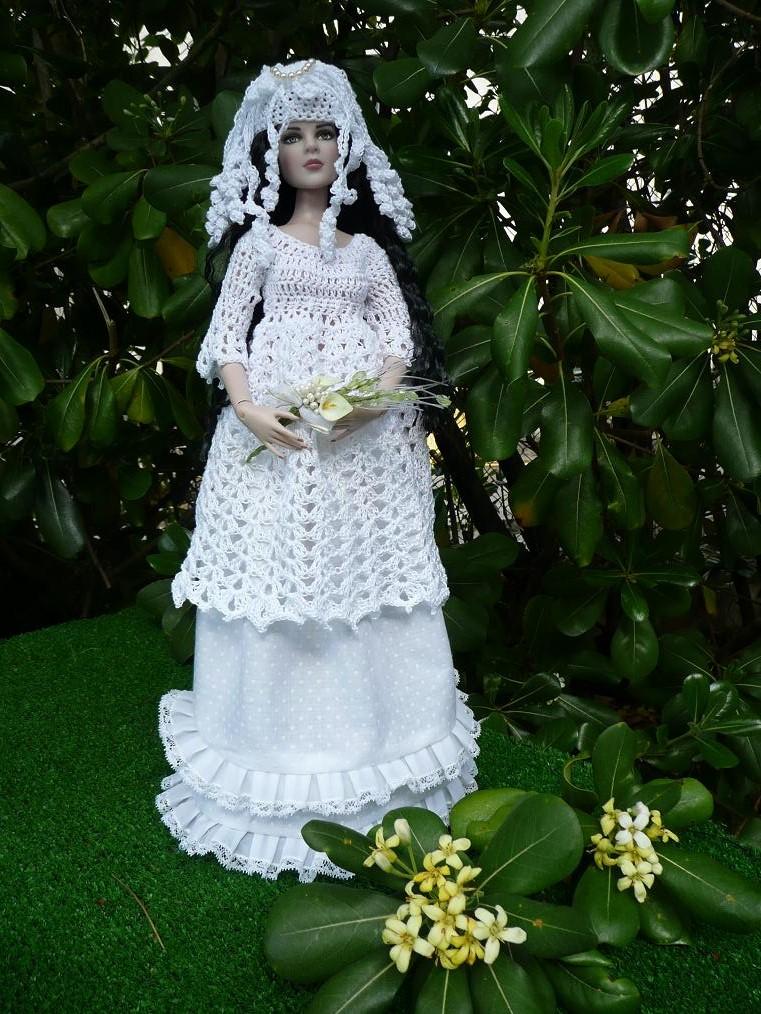 Les poupées mariées - Page 4 Mariee13