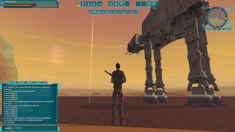 Star Wars Galaxies PC game- Free MMO Screen10