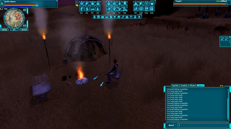 Star Wars Galaxies PC game- Free MMO Screen17