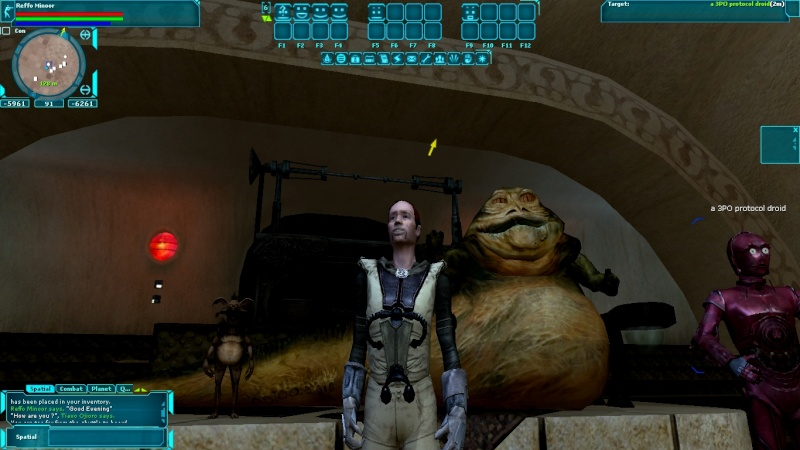 Star Wars Galaxies PC game- Free MMO Screen18