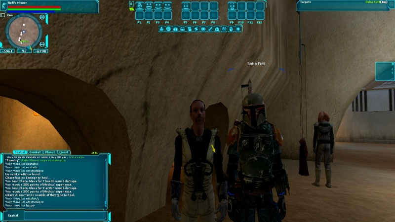 Star Wars Galaxies PC game- Free MMO Screen19