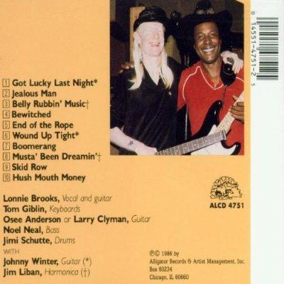 Johnny Winter Story (podcast) - Page 2 51v8fi10