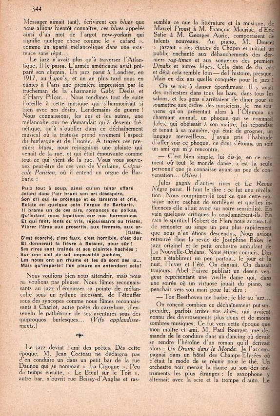 Jazz dans la presse Française! Confar13
