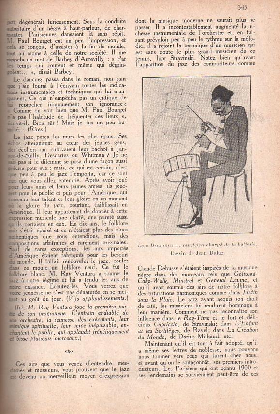 Jazz dans la presse Française! Confar14