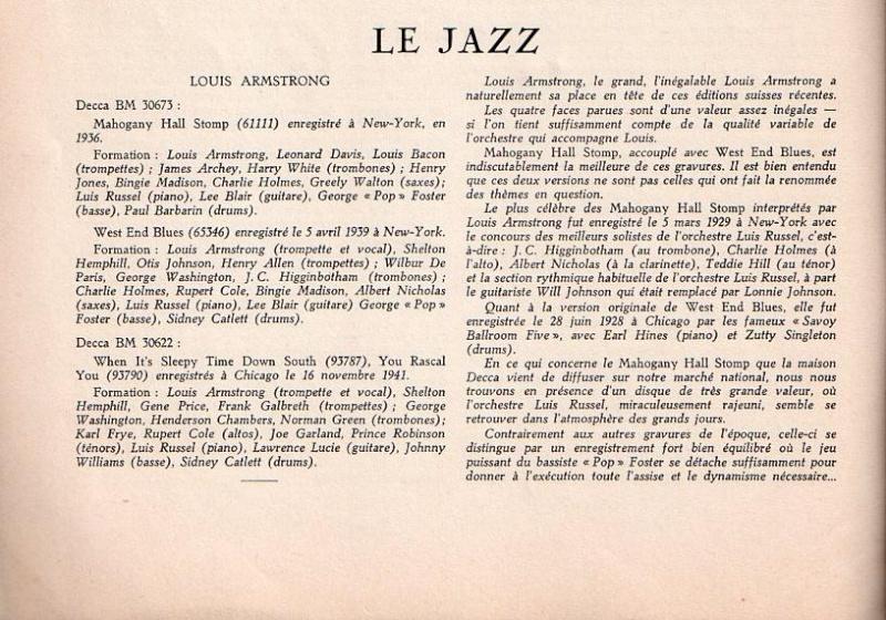 Jazz dans la presse Française! Formes18