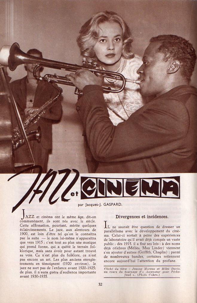 Jazz dans la presse Française! Musica10