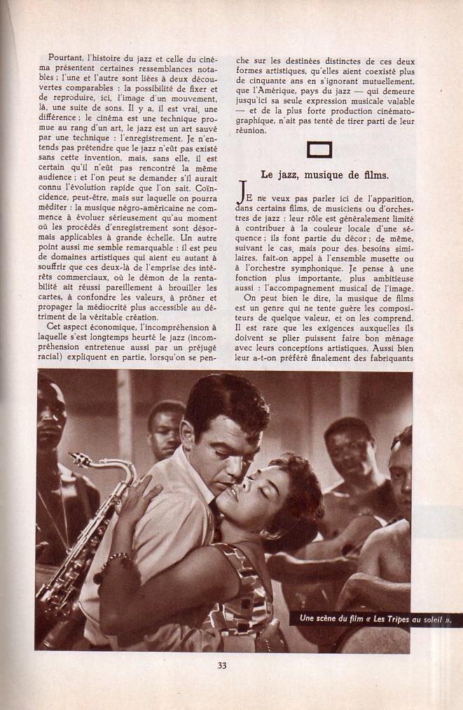 Jazz dans la presse Française! Musica11
