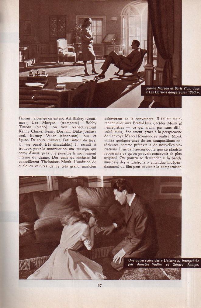 Jazz dans la presse Française! Musica15