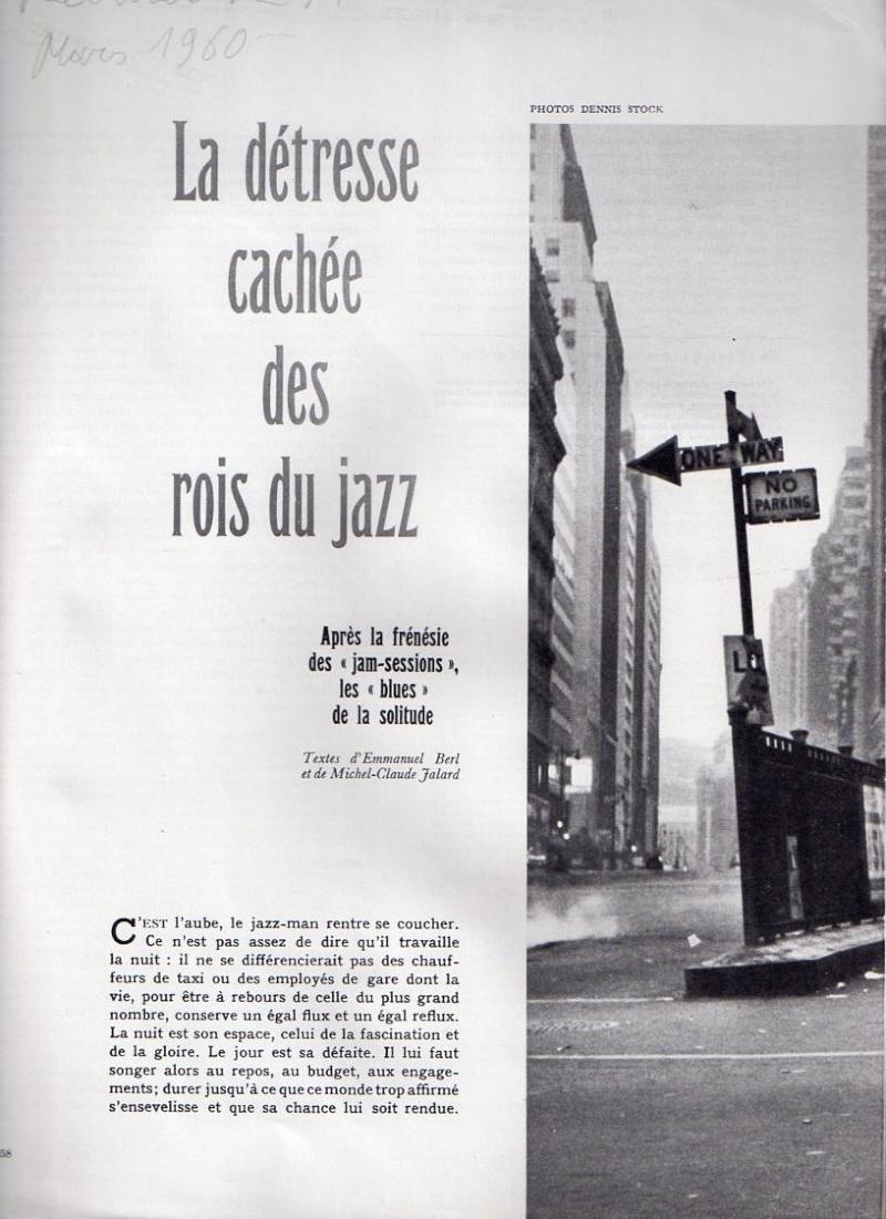 Jazz dans la presse Française! Raalit19