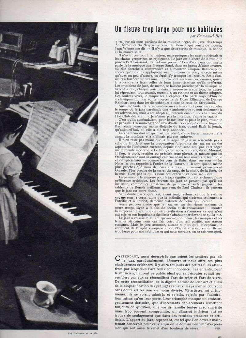 Jazz dans la presse Française! Raalit26