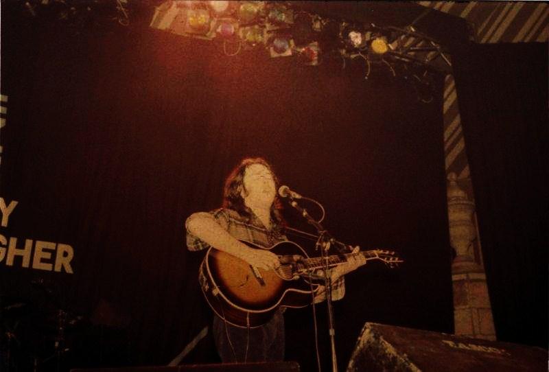 Photos de Ludovic Daugreilh - Théâtre de Verdure - Nice (France) - 16 Mars 1982 Rory1210