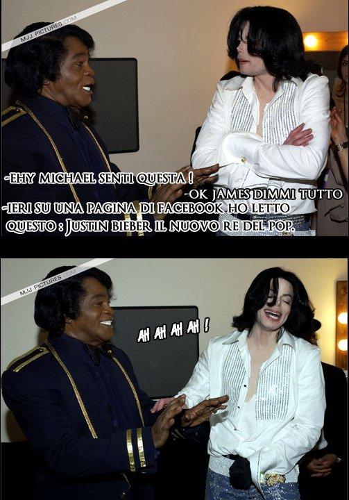"""Will.i.am: """"Justin Bieber sarà il prossimo Michael Jackson"""" 18006510"""