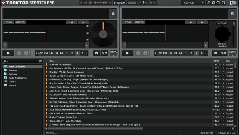 Help on TSP 2 with mixtrack Trakto10