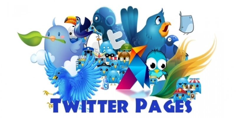 Welcome to Twitter Pages! Twitte10
