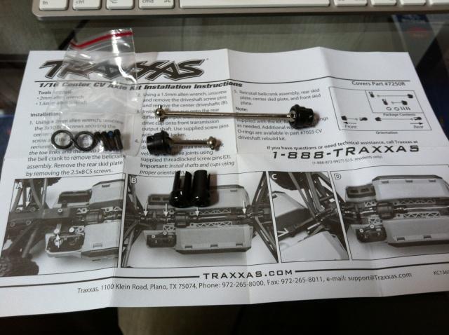 Revotom's [E-Revo 1/16 BigBlock / Mamba Max Pro 5700kv] - Page 21 Photo116