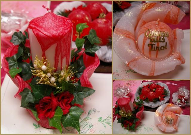 Concours du mois de décembre 2011. Thème : La bougie Bougie10
