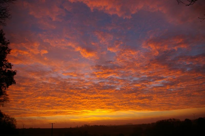Lever de soleil Imgp4714