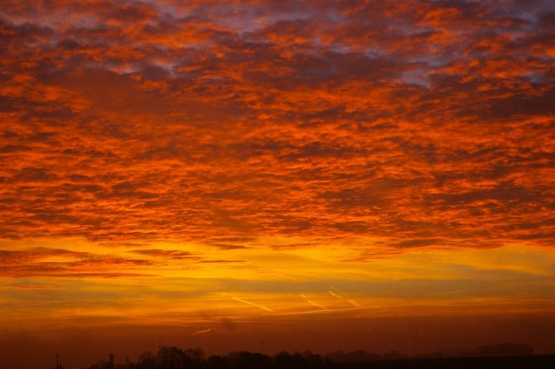 Lever de soleil Imgp4717