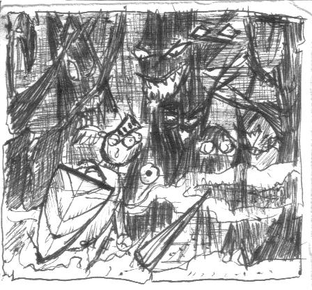 les Gribouillis du canard - Page 2 Donald15