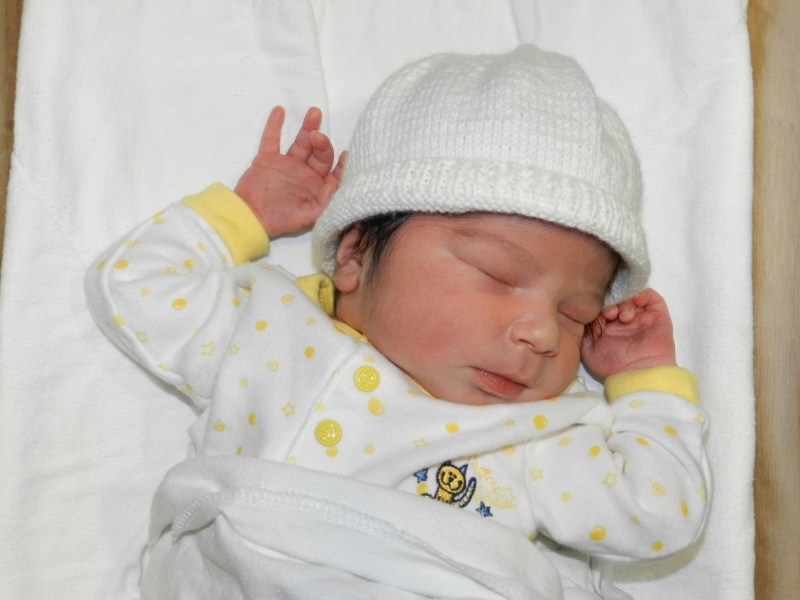 Bébé est arrivé Mika_411