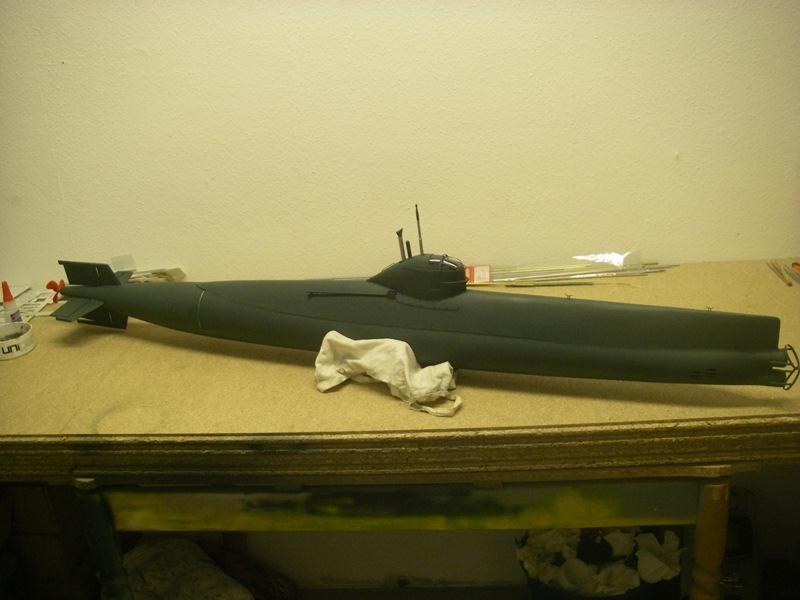 U-Boot Koryo Imgp1721