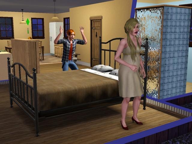 A vos plus belles grimaces mes chers Sims! - Page 5 Laura010
