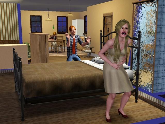 A vos plus belles grimaces mes chers Sims! - Page 5 Laura011