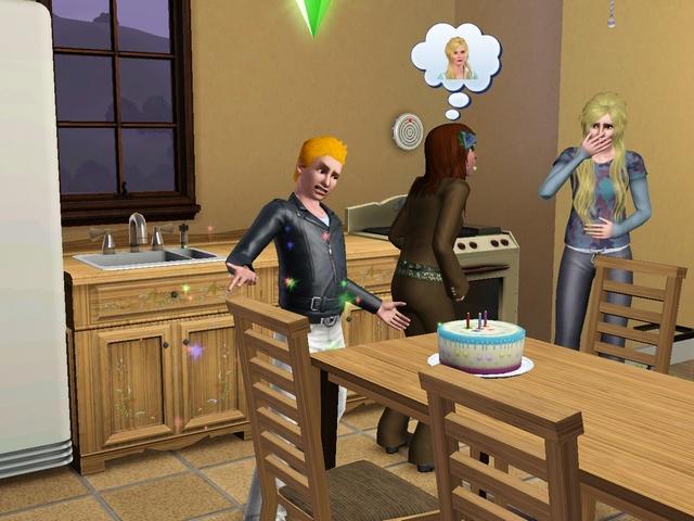 A vos plus belles grimaces mes chers Sims! - Page 5 Laura013