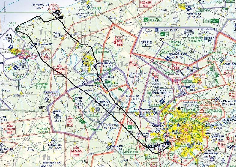 Vol de printemps NORD 2012 à Saint Valery LFOS - Page 2 Carte10