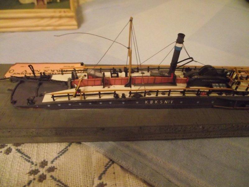 """Diorama """"Main-Kettenschlepper"""" von MB-Modellbau, 1:250 - Seite 3 2011_015"""