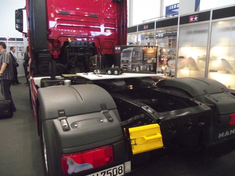 "Revell; MAN F2000 ""German Truck"" - Seite 2 2011_050"