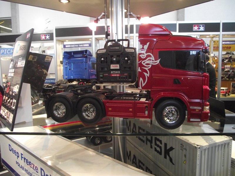 "Revell; MAN F2000 ""German Truck"" - Seite 2 2011_053"