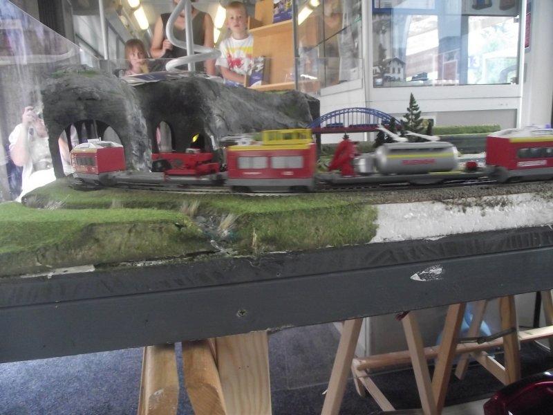 Feuerwehrzug der BOB Bayris46