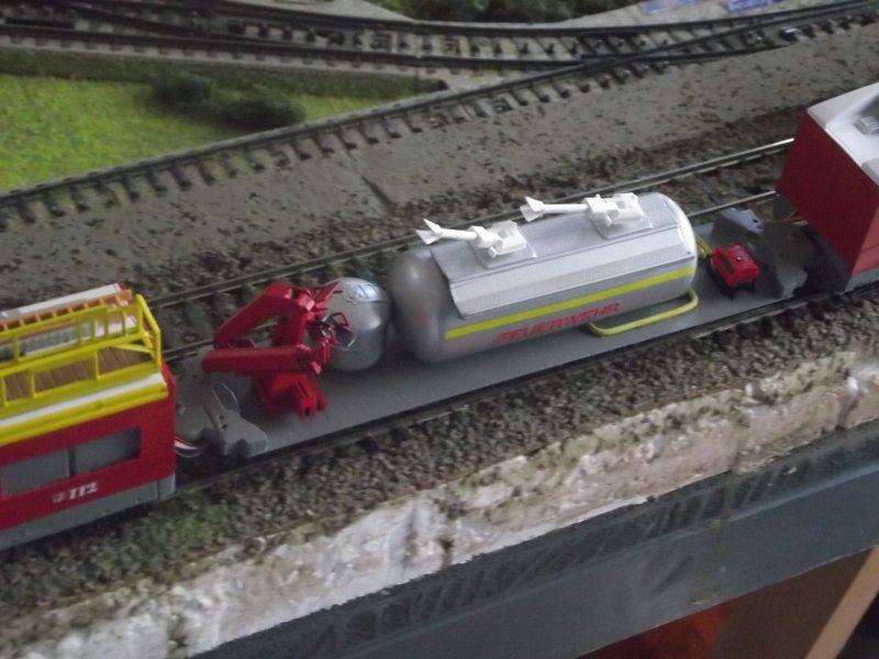 Feuerwehrzug der BOB Bayris49