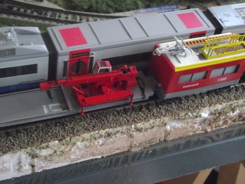 Feuerwehrzug der BOB Bayris50