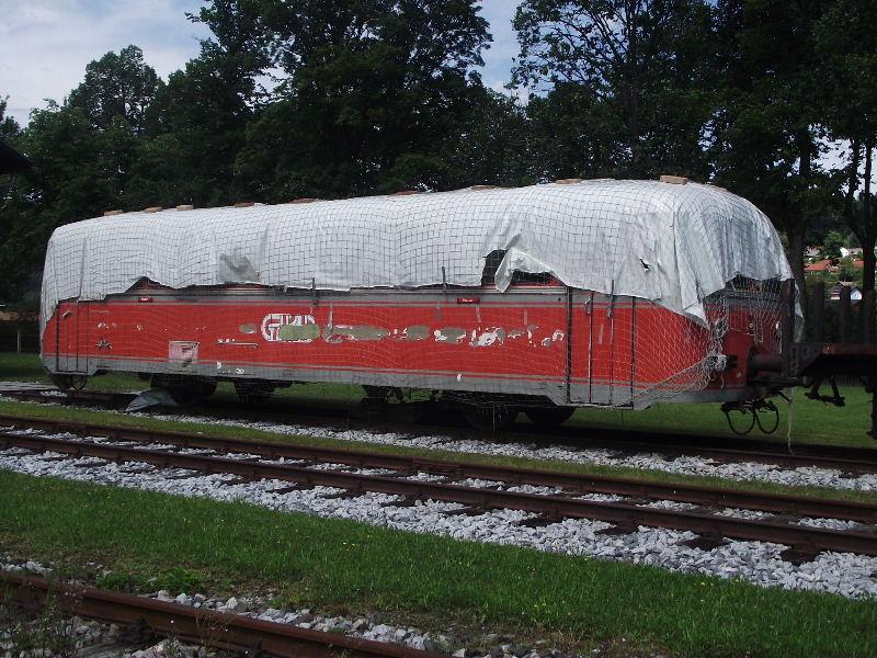 Dieseltriebwagen VT 10.05 Graz Köflacher Bahn Beis_079