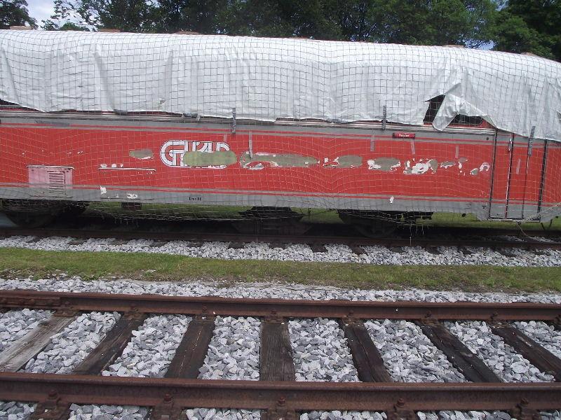 Dieseltriebwagen VT 10.05 Graz Köflacher Bahn Beis_082