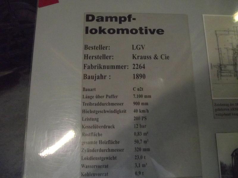 "Dampflokomotive LGV ""ANNA"" Beis_101"