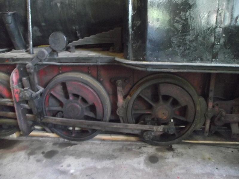 "Dampflokomotive LGV ""ANNA"" Beis_105"
