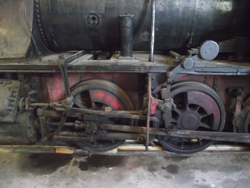 "Dampflokomotive LGV ""ANNA"" Beis_106"