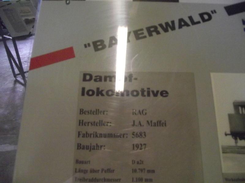 "Dampflokomotive R.A.G. Nr. 4 ""Bayerwald"" Beis_110"